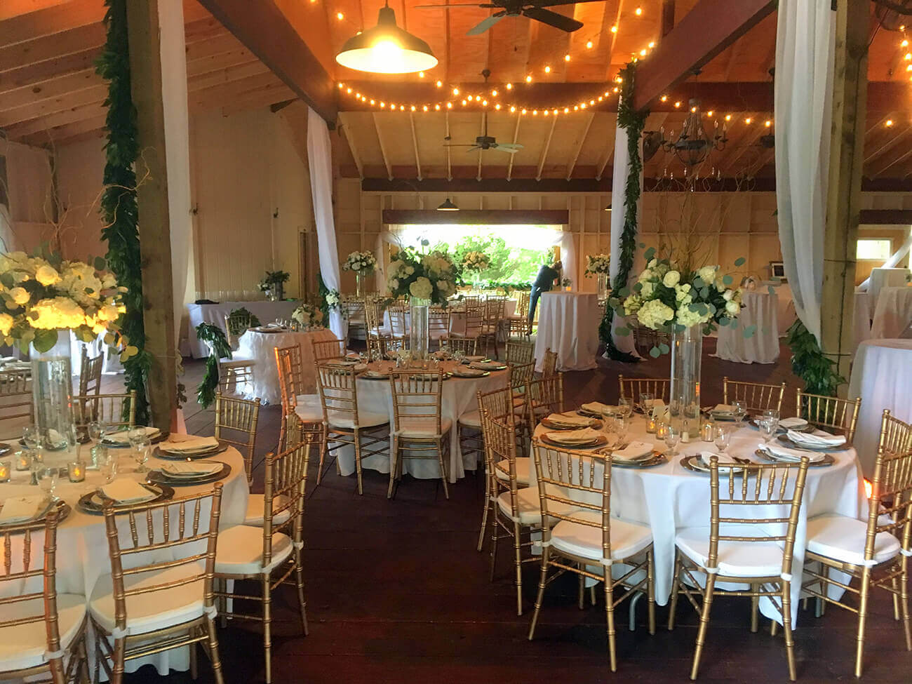 eden try winery wedding venues for sale