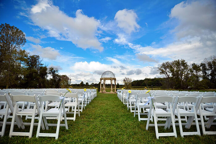Vineyard Wedding Event Venue and Bed and Breakfast Inn