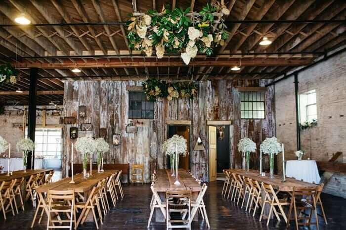 Unique Wedding/Special Events Venue in Restored Historic Setting